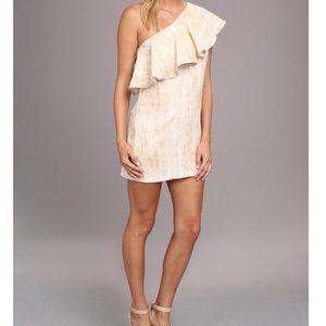 BCBGeneration one shoulder dress